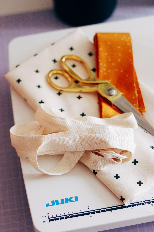 drawspring bag materials